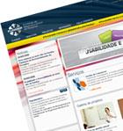 Imagem do Novo Site da Fundep